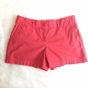 Ann Taylor Loft Riviera shorts - Dusty Rose